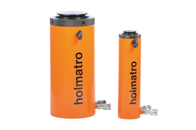 Holmatro HLC 100 H 15 Locknut Cylinder