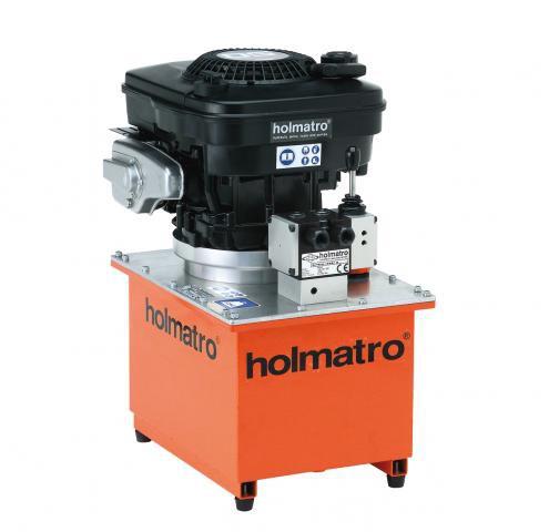 Holmatro PETROL, 12 W 50 P, 2-STAGE Vari Pump