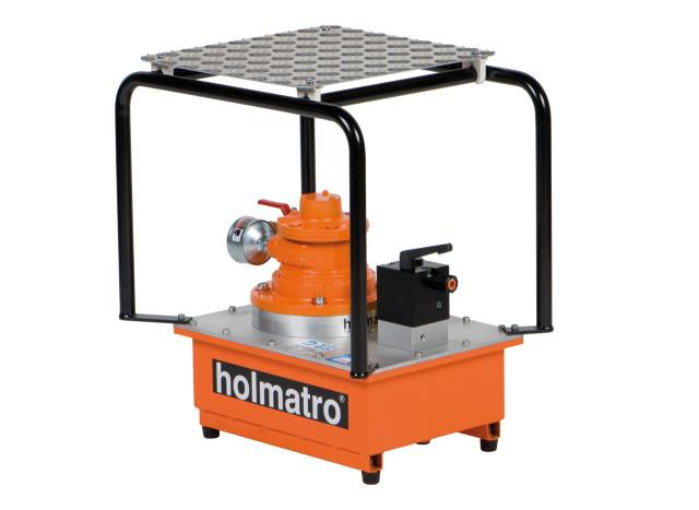 Holmatro AIR, 12 W 12 A, 2-STAGE Vari Pump