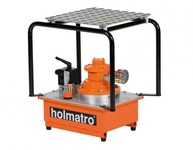 Holmatro  AIR, 12 W 50 A, 2-STAGE Vari Pump