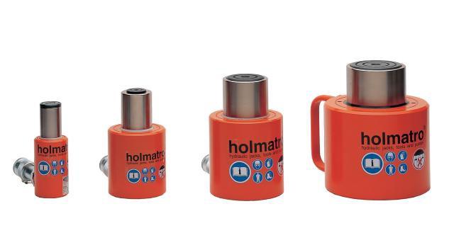 Holmatro HJ 400 G 30 Hydraulic Cylinder