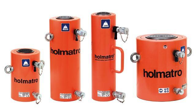 Holmatro HJ 400 H 30 Hydraulic Cylinder