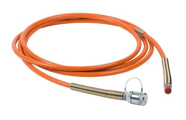 Holmatro HOSE H 2 SOU, WITH A 119 COUPLER, 2M.