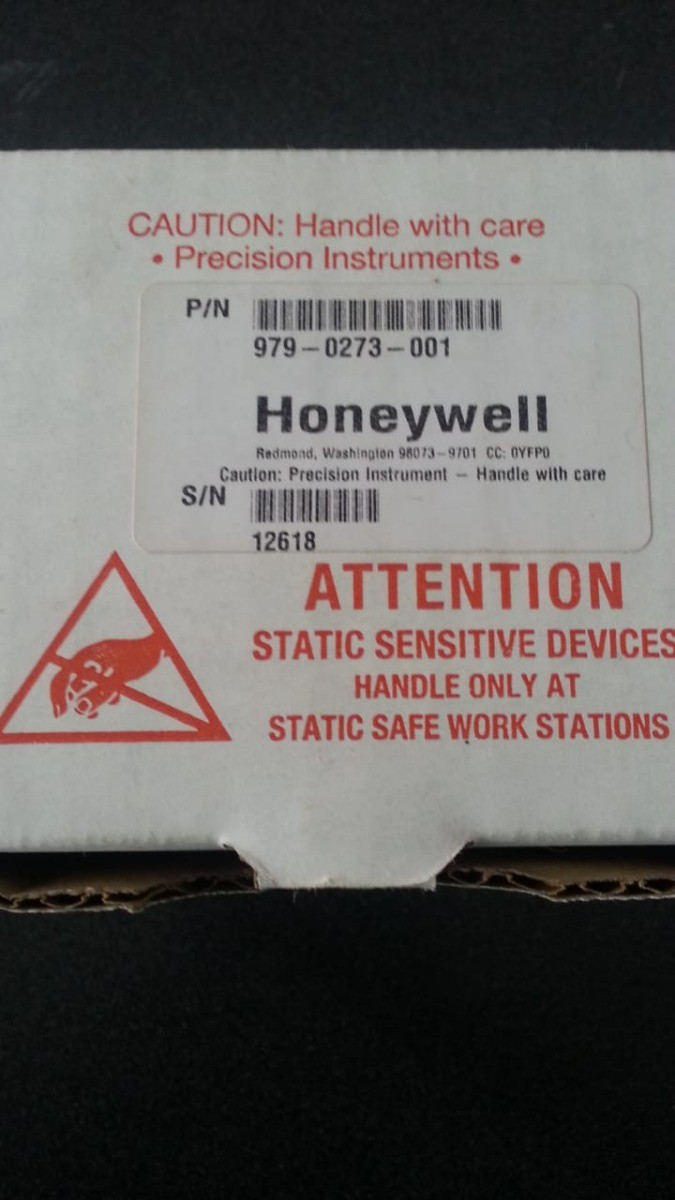 HONEYWELL 979-0273-001 Accelerometer