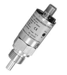 Honsberg FLEX-F013TK031UTPFLO Flow Transmitter