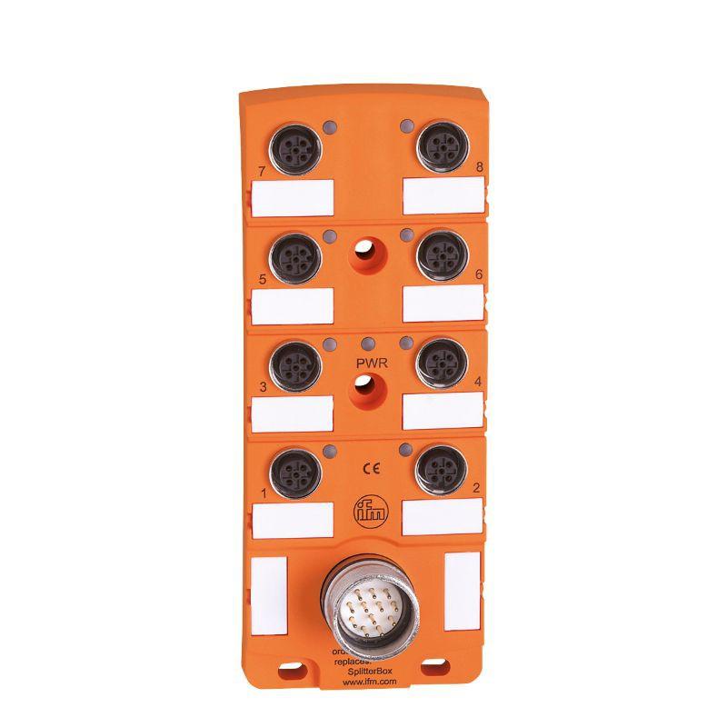Ifm EBC010 ZD08H059MSS0000-00STAK120MSS Splitter Box