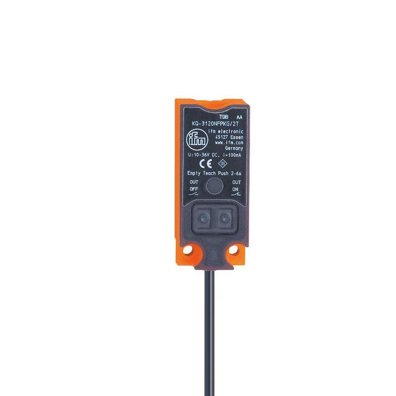 Ifm KW5001 KW-3012-FPKG/NI Capacitive Sensor
