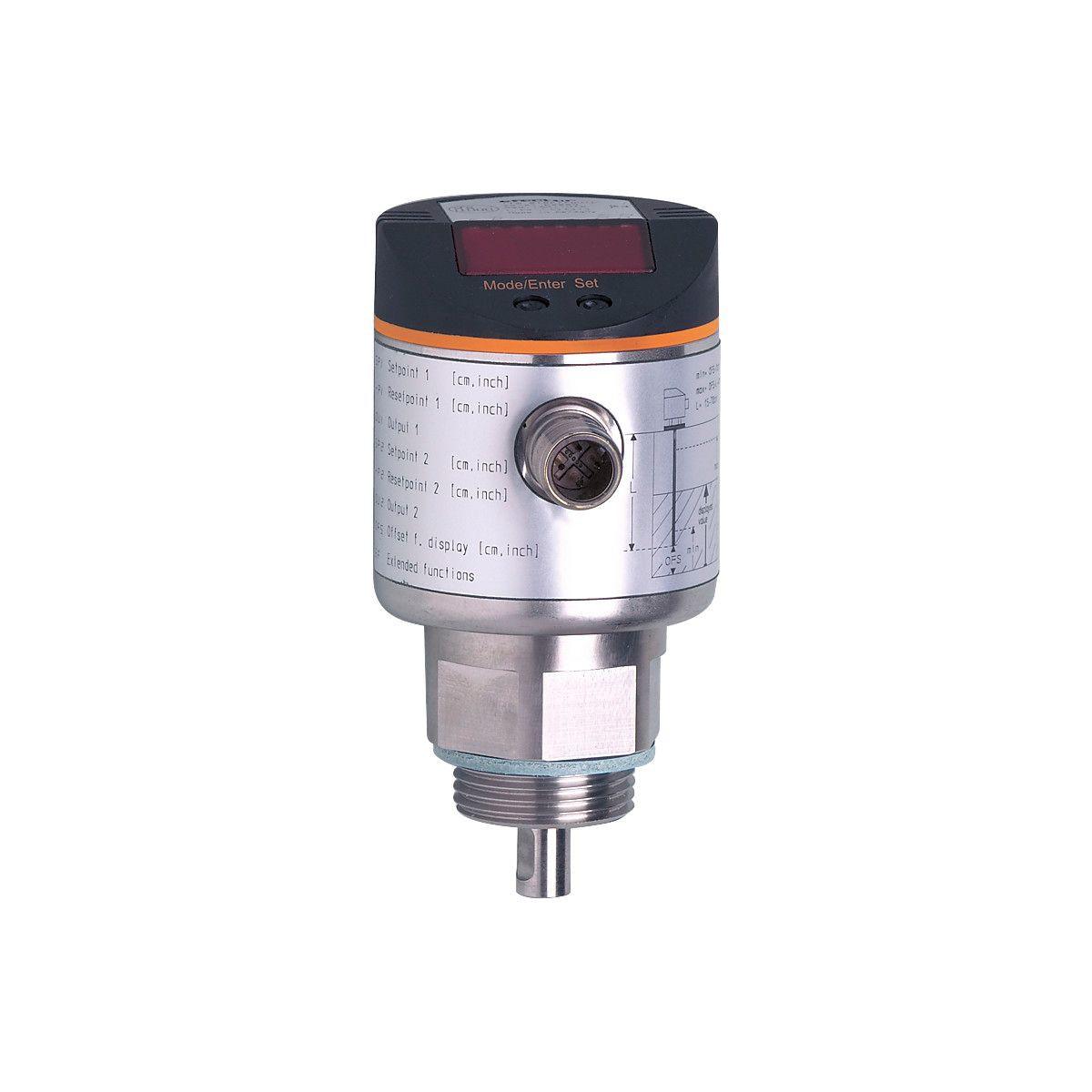 Ifm LR3000 LR0000B-BR34AMPKG/US Electronic Level Sensor