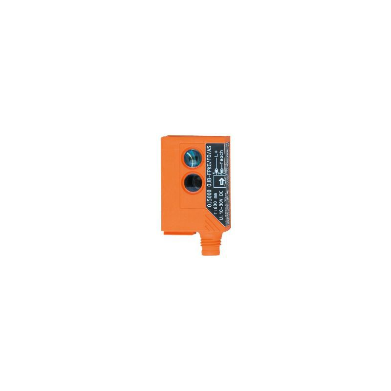 Ifm OJ5044 OJH-FPKG/FO/AS Photoelectric Sensor