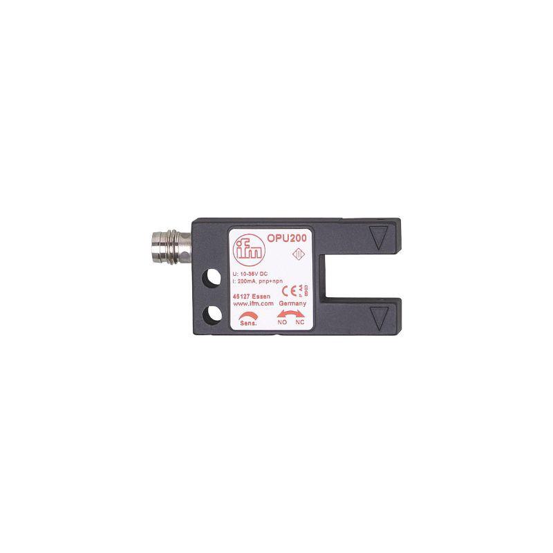 Ifm OPU200 OPU-FCKG/IO-LINK/AS  Photoelectric fork sensor