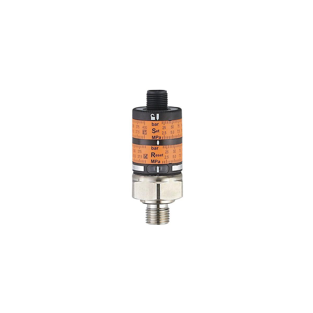 Ifm PK6534 PK-010-RFG14-HCPKG/US/ /W Pressure Sensor