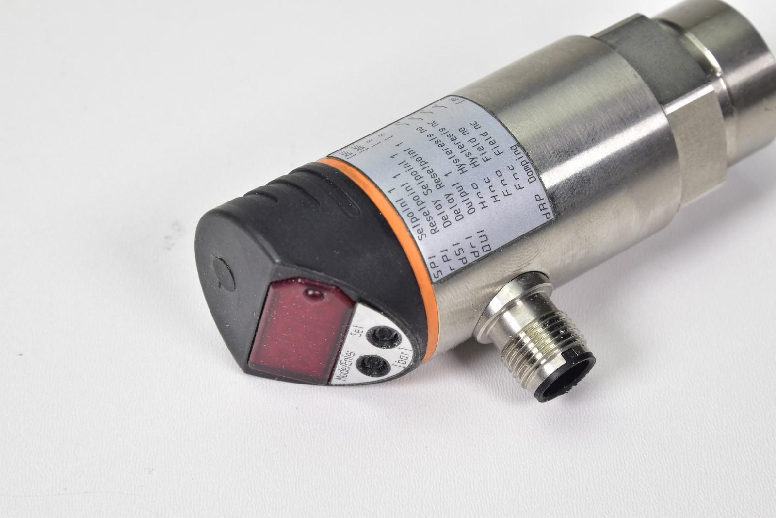 Ifm PN5021 PN-250-SBR14-HFPKG/US/ /V Pressure Sensors