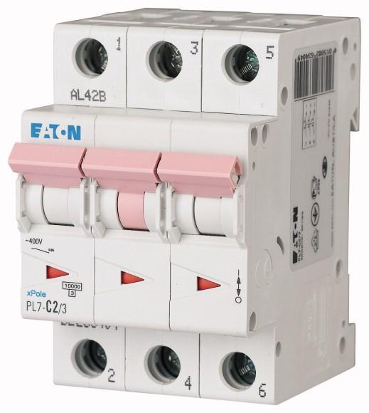 MOELLER XPOLE PL7 C2/3 Circuit-breaker