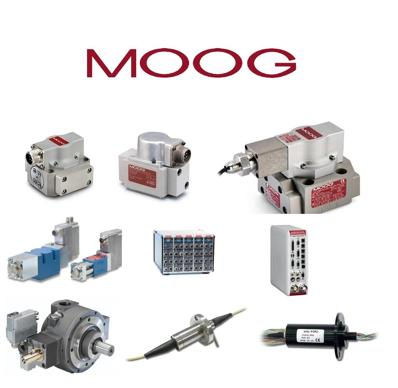 MOOG 085-674-2, IPVSV W/LVDT  Actuator