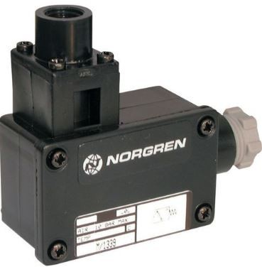 Norgren M/1339 Electro-Mechanical Pressure Switch