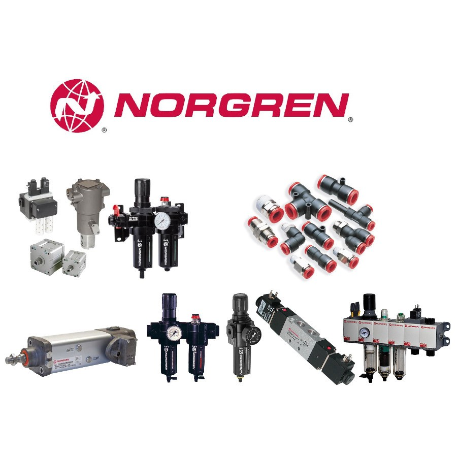 Norgren MGLP100/0040 MANOMETRO GLI-INOX POST.