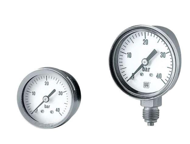 Nuovafima 01-18.3-A-G-AAFE-43M-LO2-T32-CO1   Pressure Gauge