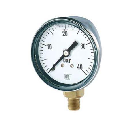 Nuovafima 1.10.2.A.B---AAFS.21M 0...160BAR Manometer