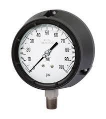 Nuovafima 1.30.3.A.F.---.Aae7.43M.S10 Pressure Gauge