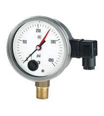 Nuovafima 1.72.1.A.E.---.AAFB.43M.01S Pressure Gauge