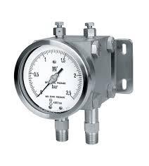 Nuovafima 2.17.1.A.G.---.AAE1.41M.E.T32 Pressure Gauge