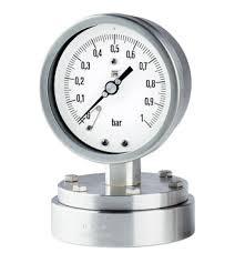 Nuovafima 2.42.1.A.G  AAE3 43M R11 T32 Pressure Gauge
