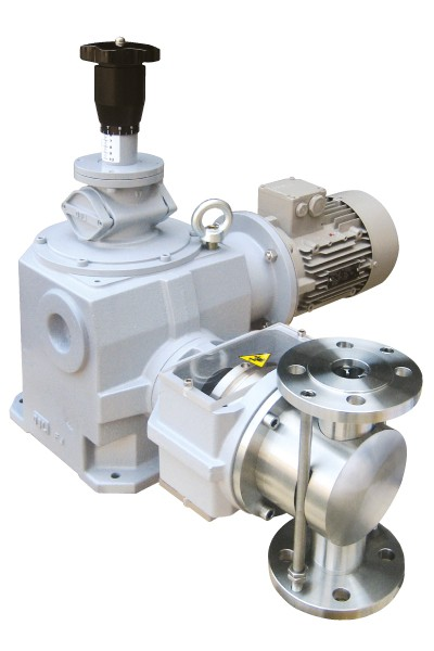 OBL L Series  Plunger Process Metering Pumps