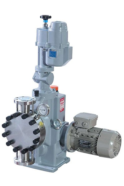 OBL XL Series  Hydraulic Diaphragm Process Metering Pumps