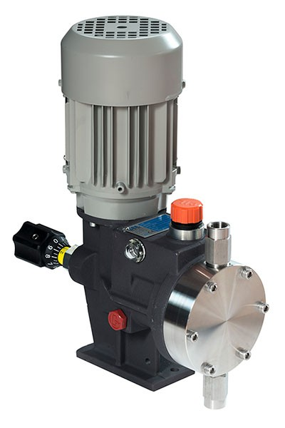 OBL XRN Series  Hydraulic Diaphragm Pumps