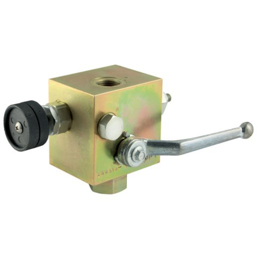 Olaer ECSA20-01-L-N-1 Accumulator Safety Block