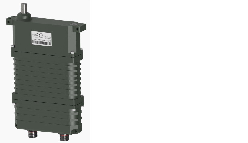 Pegasus Actuators PA-RR-340-9 Redundant Servo Actuator