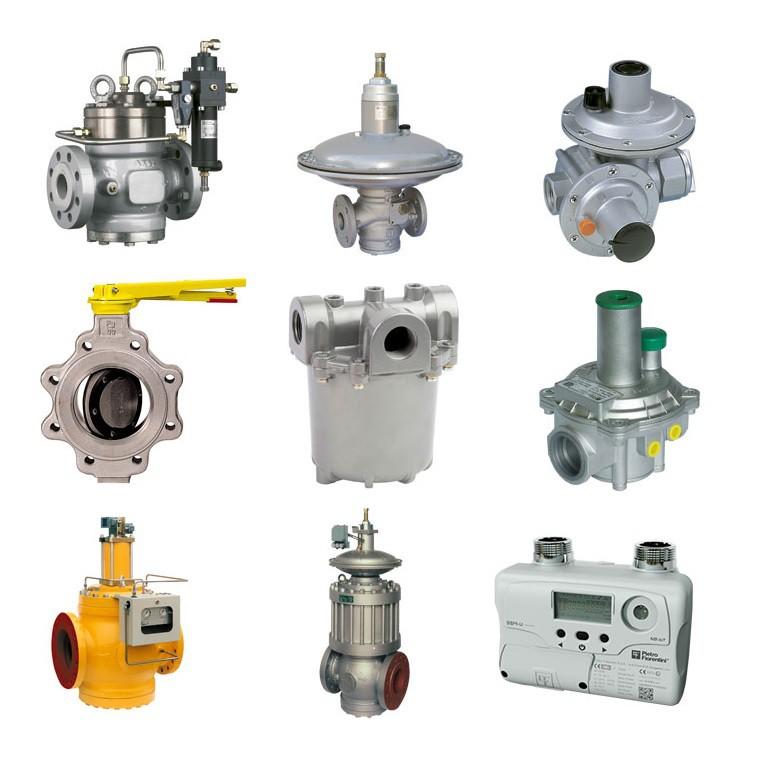 Pietro Fiorentini DIVAL 600G Gas Pressure Regulator