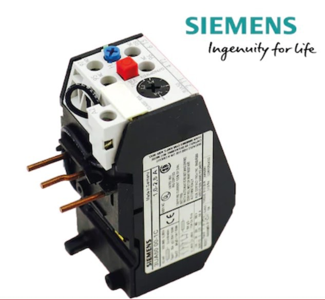 Siemens 3UA5000-2S Thermal Relay